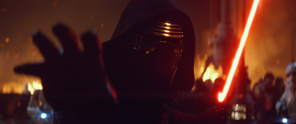 Kylo Ren Arrives at Walt Disney World and Disneyland Resorts