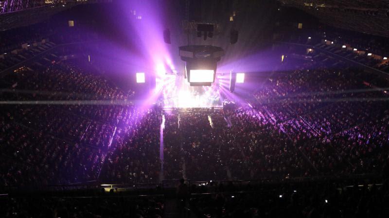 Concierto de Gloria Trevi en la Arena Monterrey
