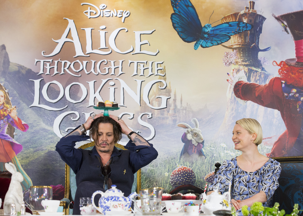 "Disney's ""Alice Through The Looking Glass"""