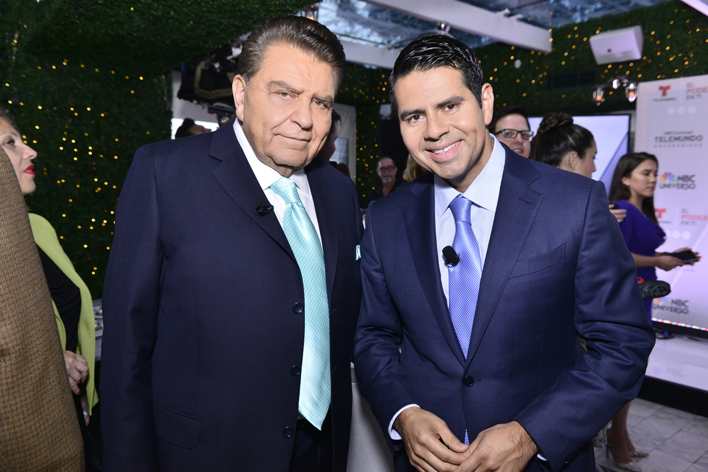 Don Francisco and Cesar Conde, Chairman of NBCUniversal International Group and NBCUniversal Telemundo Enterprises.jpg