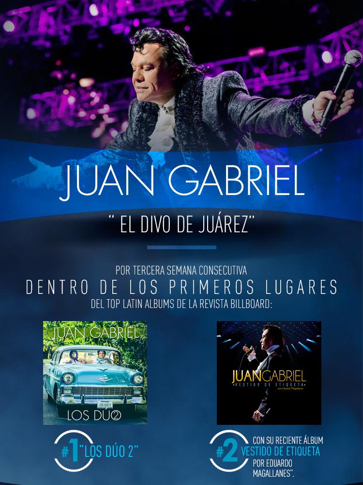 Juan Gabriel El Divo De Juárez Por Tercera Semana