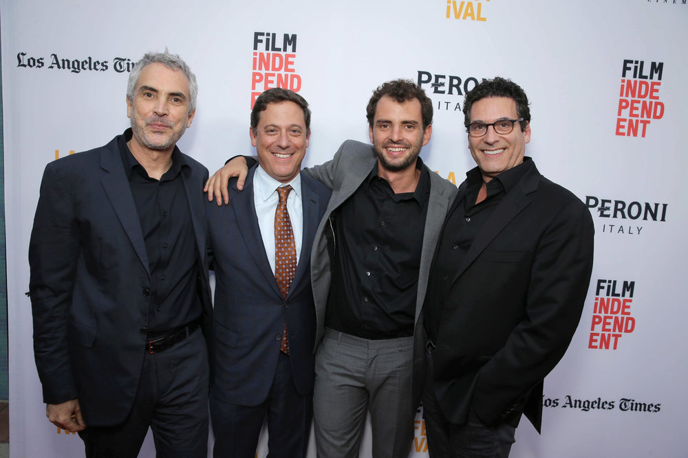 "STX Entertainment's Premiere of ""Desierto"" at 2016 LA Film Festival Closing Night"