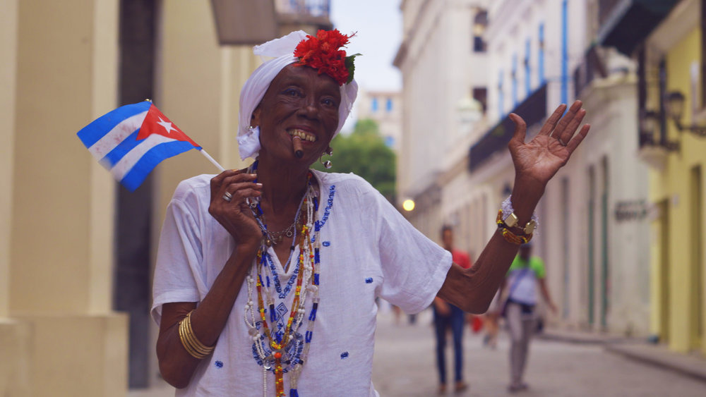 CUBA- Cubana Renato. 