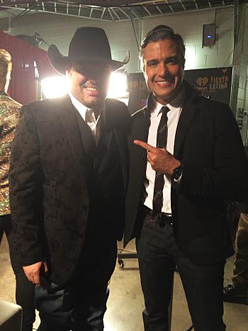 Ricky Muñoz & Jaime Camil-Miami, FL