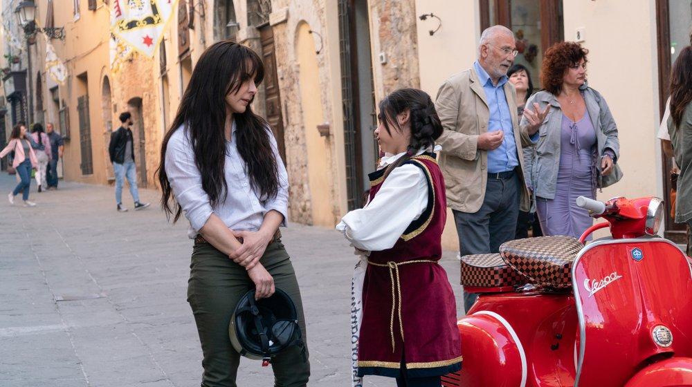 Kate del Castillo & Isabella Sierra