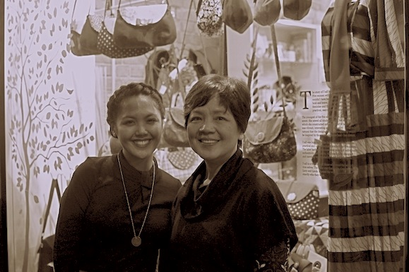 l'call Founders: Mary Cruz & Lollie Cruz