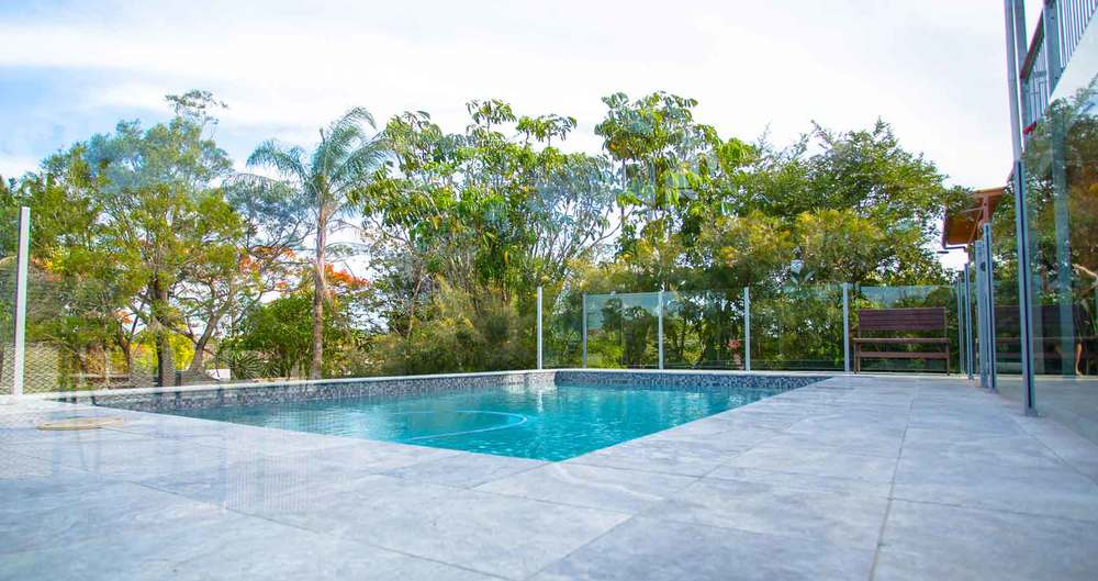 Portfolio rubi landscape design brisbane for Pool design brisbane