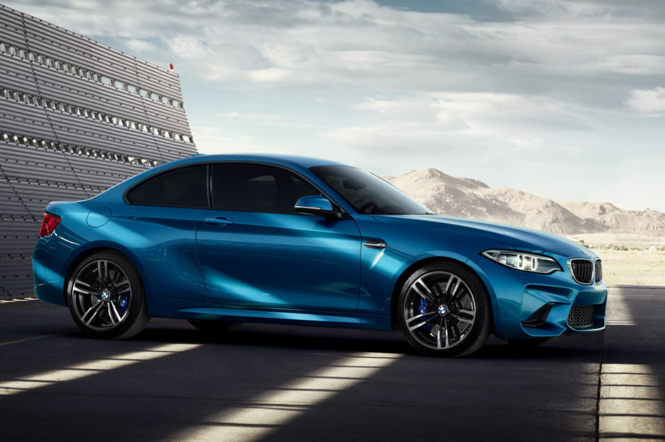 The First-Ever BMW ///M2  Live Launch on Periscope and a Challenging Instagram Puzzle