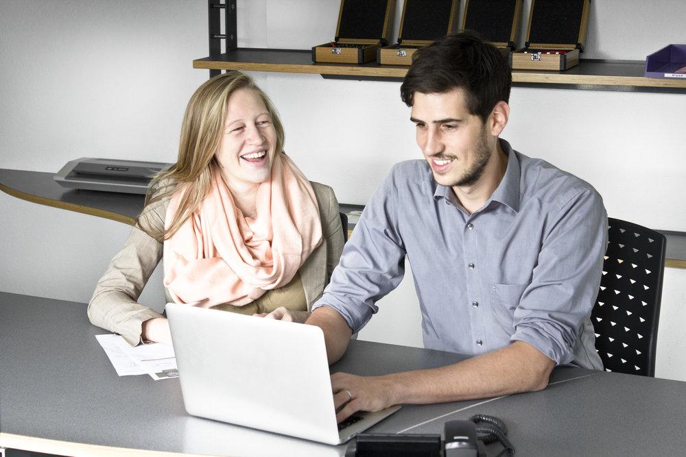 Hannah und David Kümmerle, dritte Generation