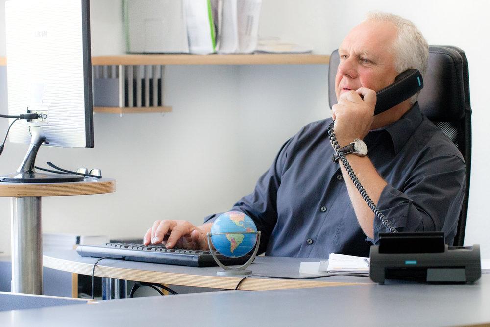 Stefan Kümmerle, Geschäftsleitung