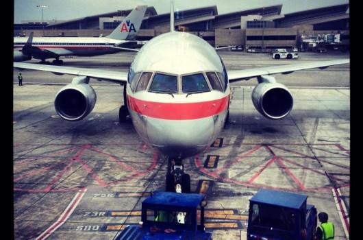 Inbound Flight