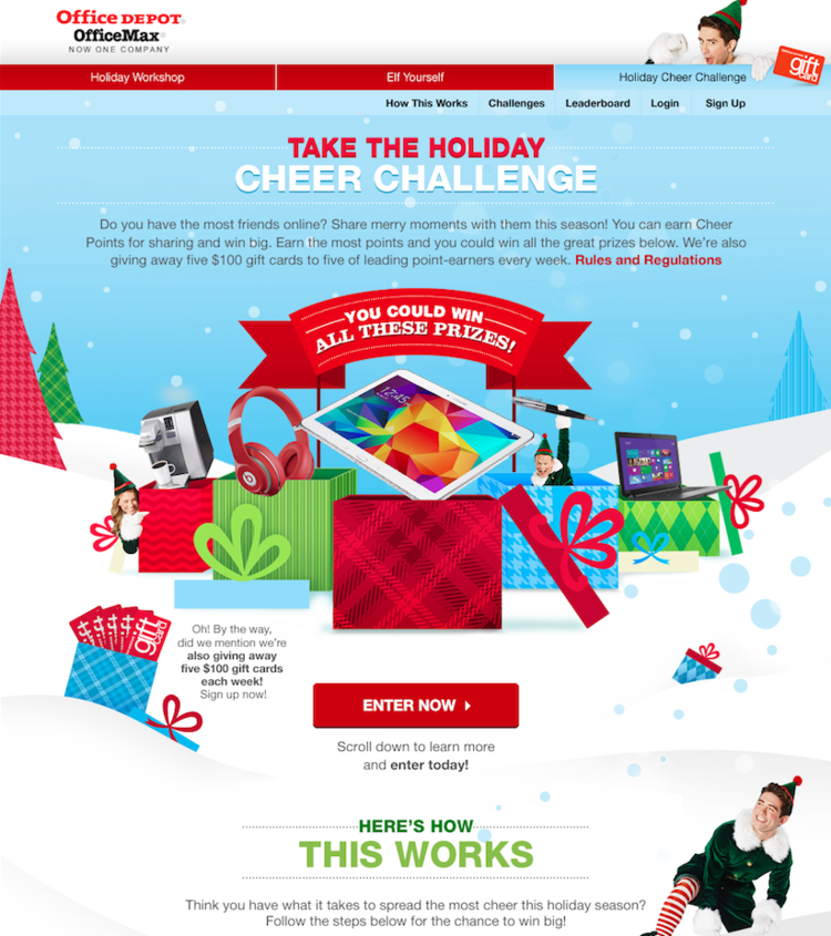 Office Depot® Office Max® // Campaigns — The Ideas and