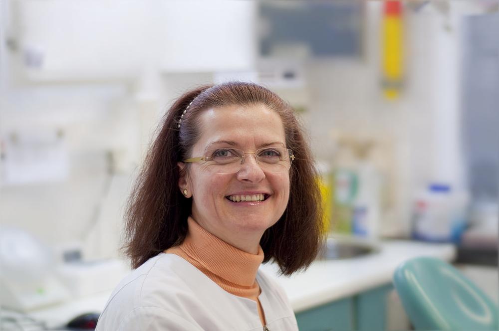 Dr. Liliana Frank  Zahnärztin