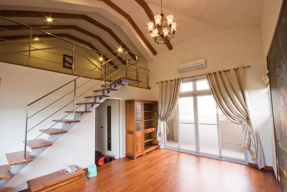 頂樓休閒室