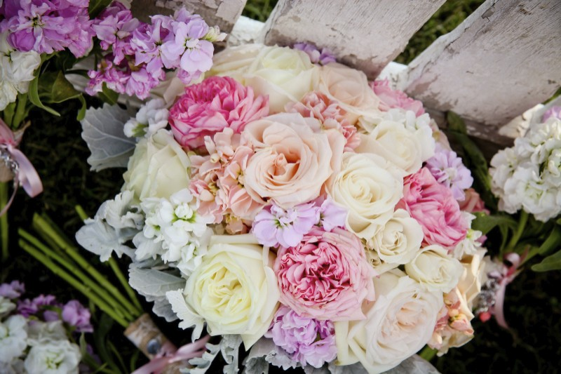 Photo by Brandi Clemmons, Blush Photography and Design, Flowers by Tami McAllister