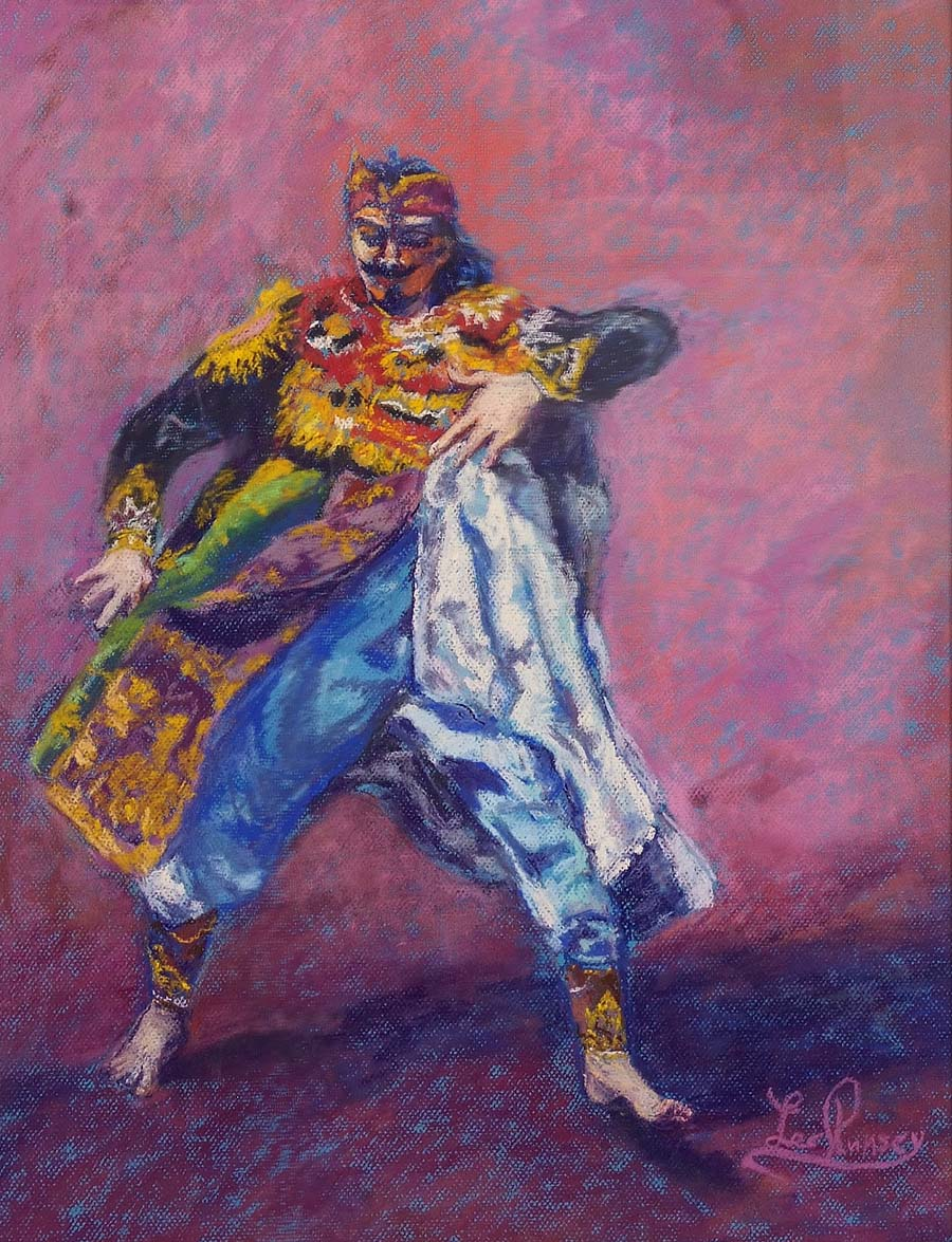 Gamelon Dancer