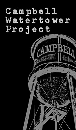 Campbell Watertower Business Card