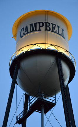 Campbell Watertower Project