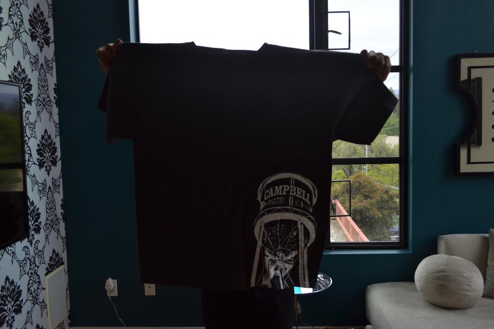 Campbell T-Shirt Bargain Bin
