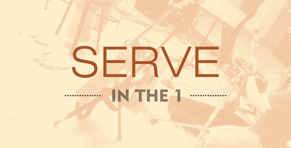 Serve During Our Sunday Morning Expression