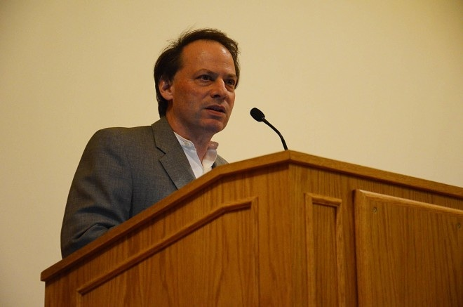 adam gopnik essays New yorker writer adam gopnik purports to care about black lives except when doing so would violate liberal nostrums in an essay on the nation's 20-year crime drop, inspired by new york university sociologist patrick sharkey's new book, uneasy peace, gopnik declares that the urban crime.