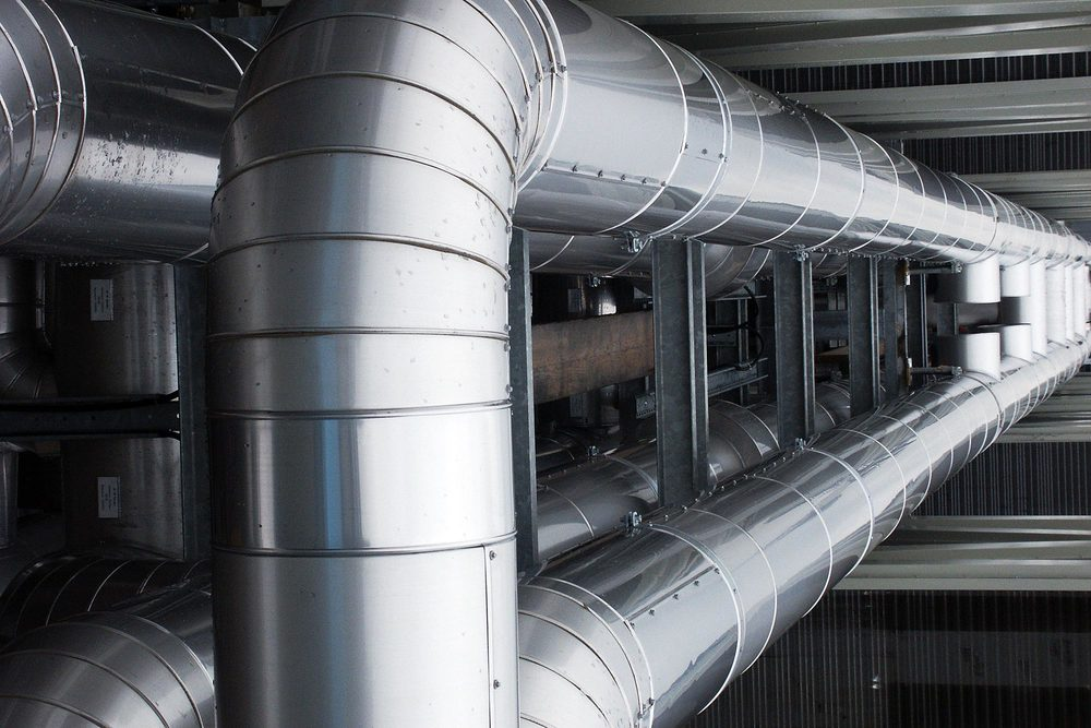 Industrial Exhaust Ventilation Systems : Alpha mechanical services contractors commercial