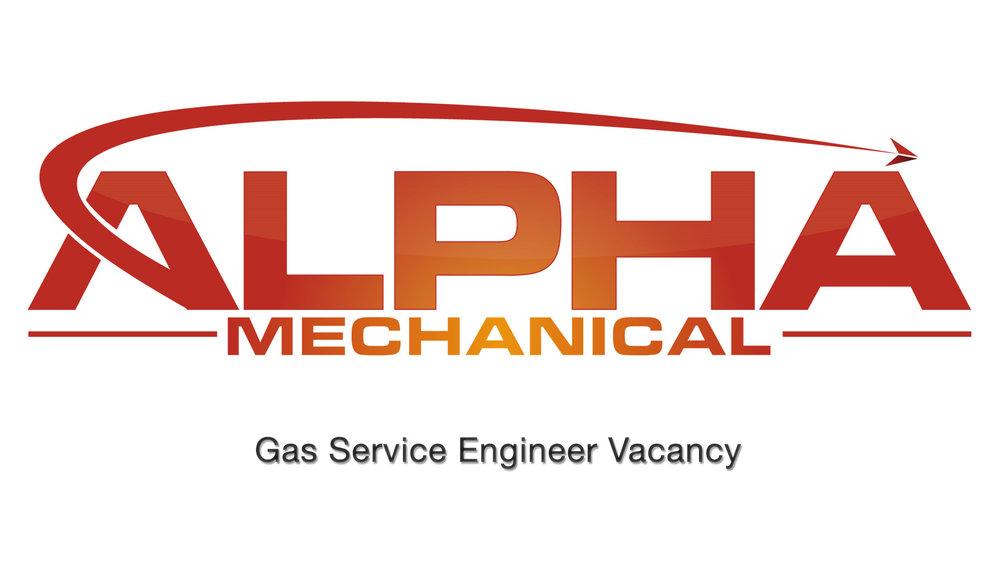 WE ARE HIRING! - GAS/HVAC SERVICE ENGINEER — Alpha Mechanical ...