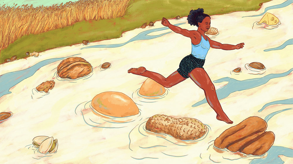 Michelle Kondrich for NPR  This Test Can Determine Whether You've Outgrown A Food Allergy