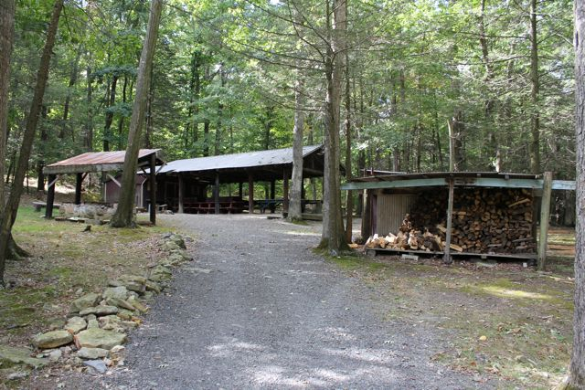 Outpost Pavilion