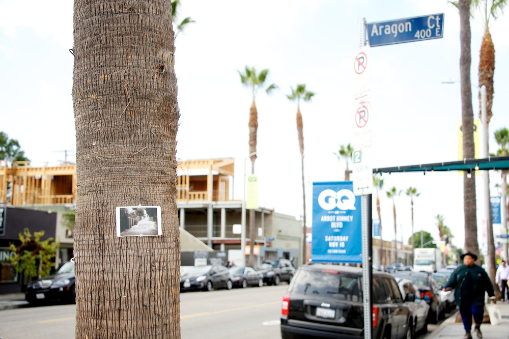 'Obsolete' posted on Abbot Kinney