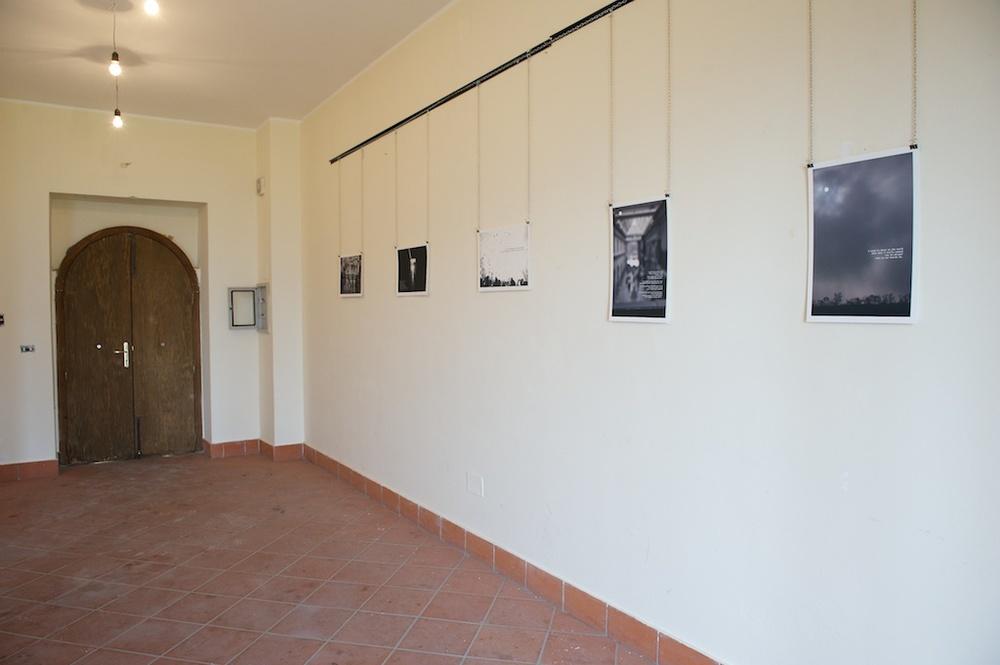 one of the Ri-Creare  exhibit spaces