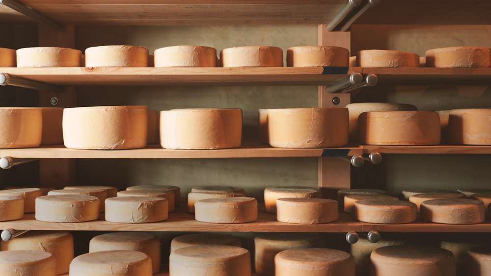 Meet the Makers  featuring WM Cofield Cheese sponsored by The Barlow