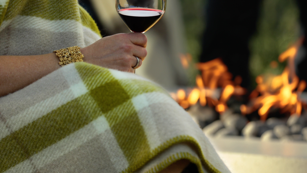How-to Throw a Fall Harvest Wine Party  with Williams-Sonoma® featuring Mondavi Home Collection