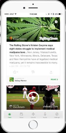 cannabis news app