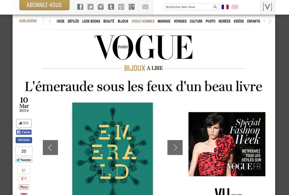 Vogue.fr March 10 2014