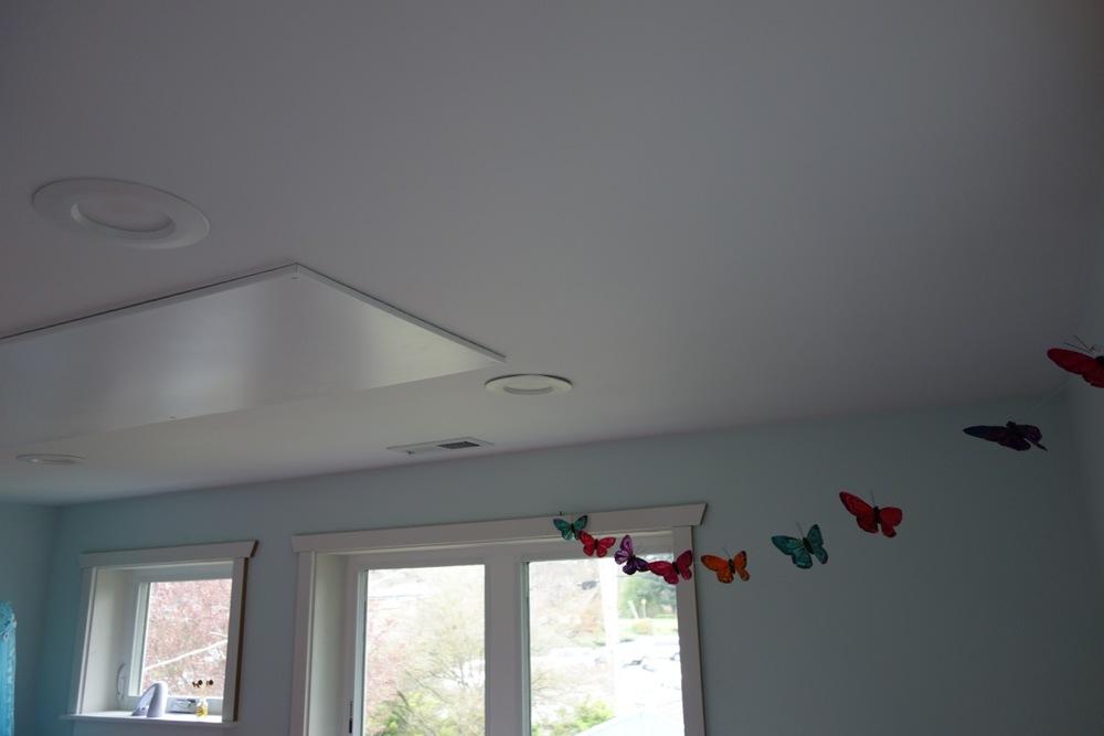 Radiant Heat Panel