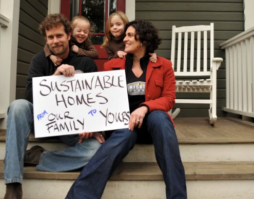 Sustainable Homes from Our Family to Yours