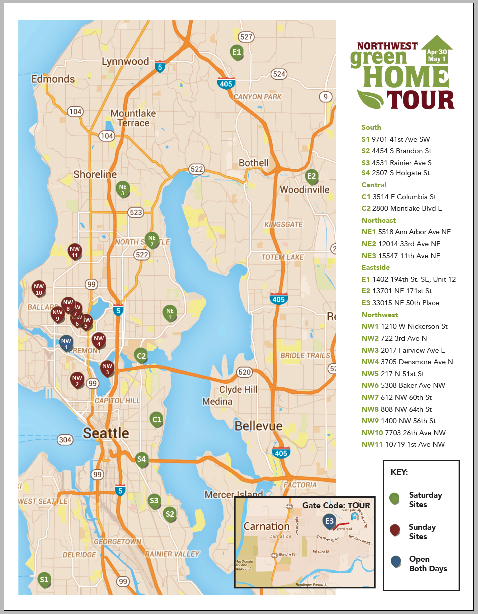 Download a Printable Tour map