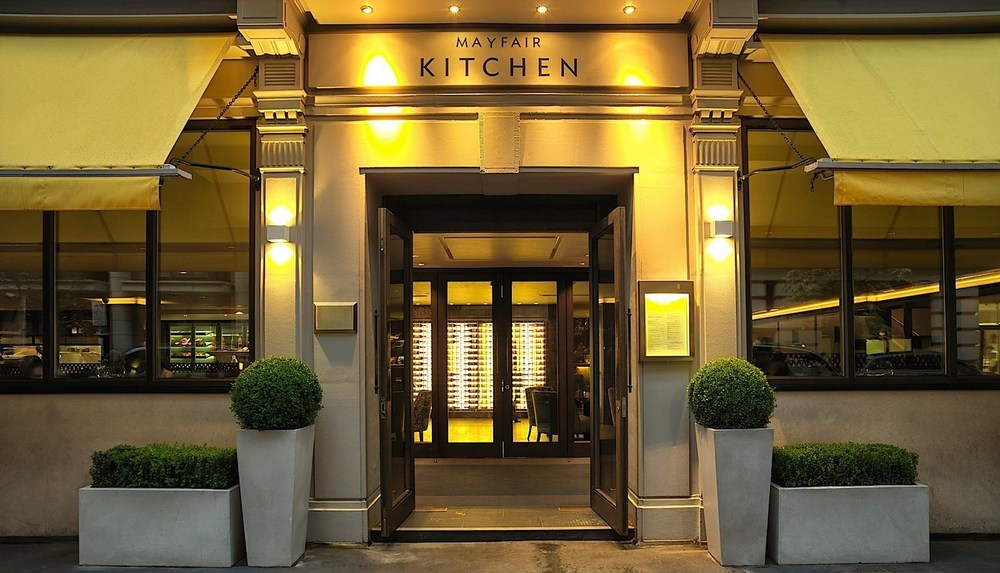 Mayfair Kitchen  -  SCORE: 80/100 Click to read the review...