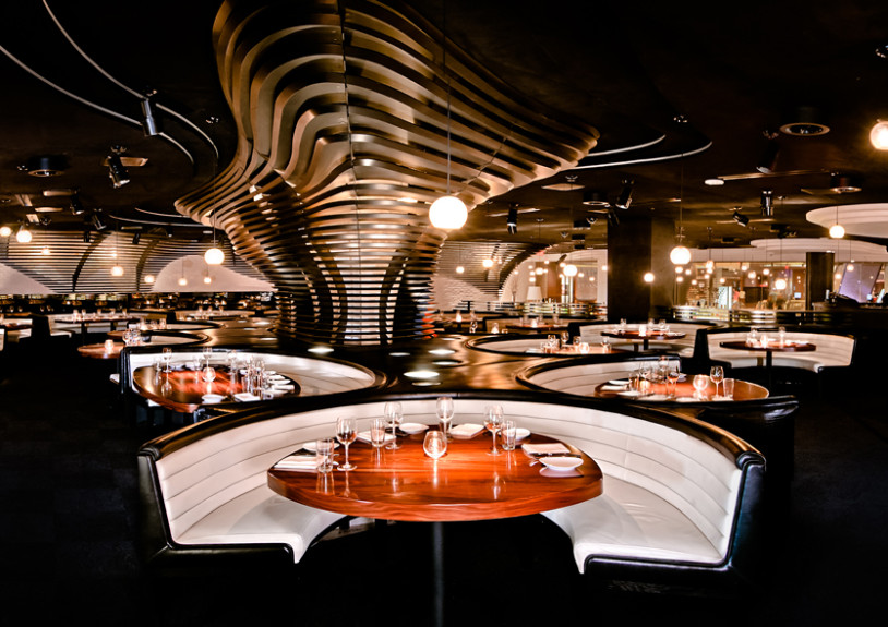 "STK London  -  SCORE: 80/100 ""Sexy, slick and cool... this ""place to be seen"" combines great steak with an electric atmosphere that will most definitely get you in the mood for a big night out."" Click to read the review..."