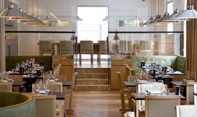 "Maze Grill  -  SCORE: 72/100 ""Polished and inviting, Maze Grill will impress up to a point - everything is done well, but nothing is likely to overwhelm you to truly justify a claim to be London's best steak"" Click to read the review..."
