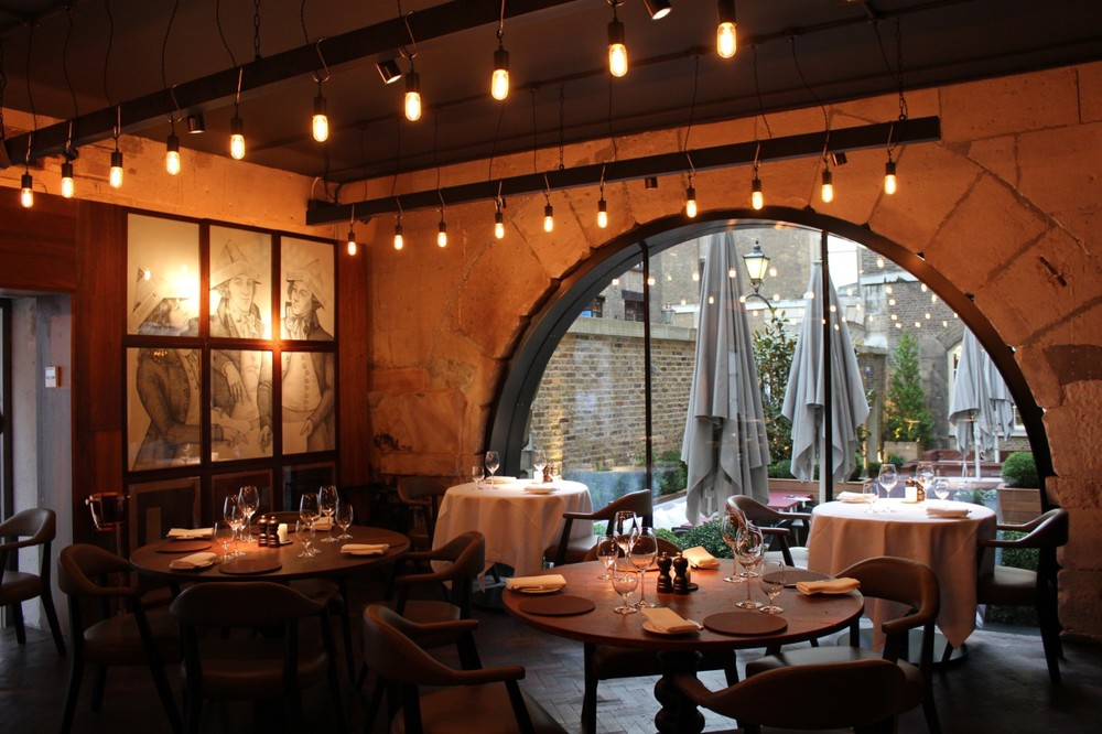 """New Street Grill - SCORE: 78.5/100 """"New Street Grill is a classic City steakhouse... well designed and very well executed... it knows its market and delivers perfectly because of it!"""" Click to read the review..."""