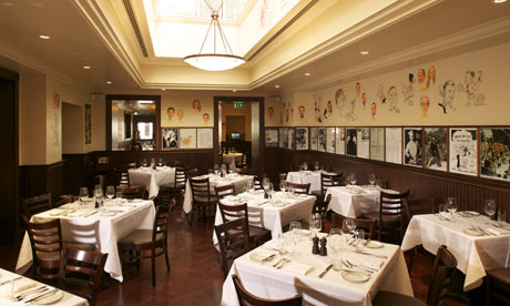 "The Palm  -  SCORE: 71/100 ""Celebrity caricatures on the wall give diners at The Palm a sense of expectation that unfortunately it simply does not meet, OK food but at extortionate prices means you should head elsewhere."" Click to read the review..."