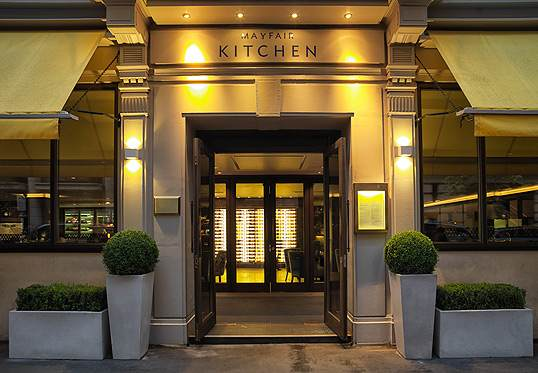 "Mayfair Kitchen - SCORE: 80/100 ""Mayfair Kitchen marries high end service, food and atmosphere with pleasingly mid range prices... a combination that deservedly sees it break into the Council's top five"" Click to read the review..."