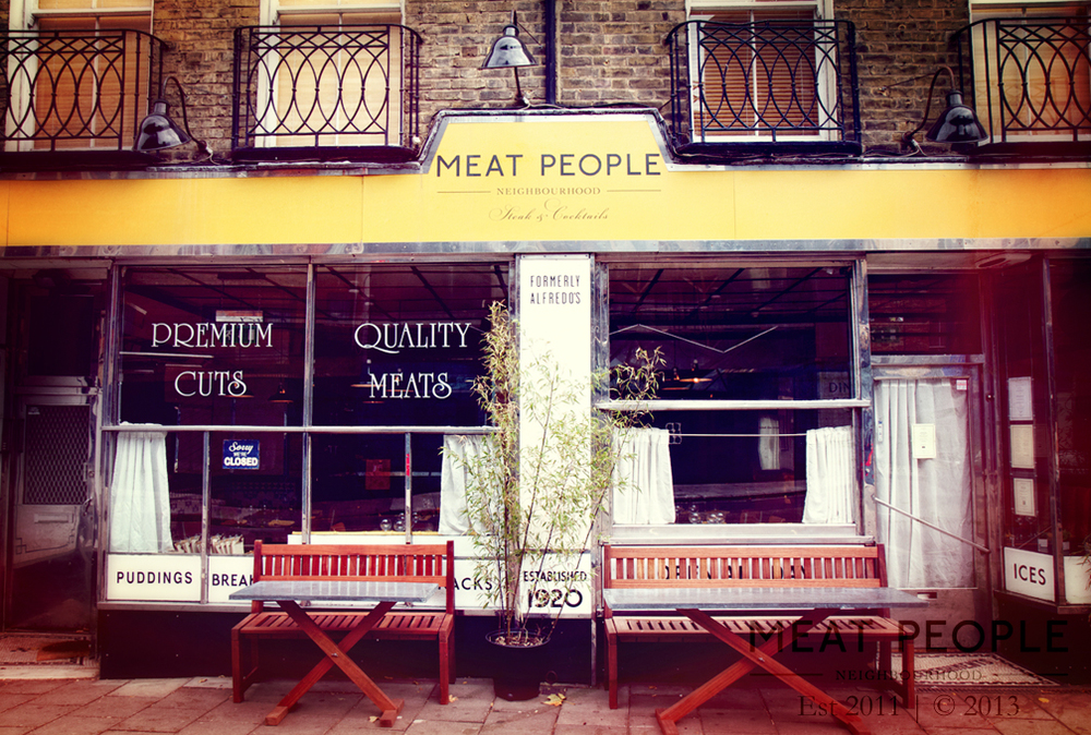 "Meat People - SCORE: 72.5/100 ""A warm and inviting neighbourhood restaurant that will leave you feeling happy if not indulged. The meat is very good but everything else doesn't quite match up"" Click to read the review..."