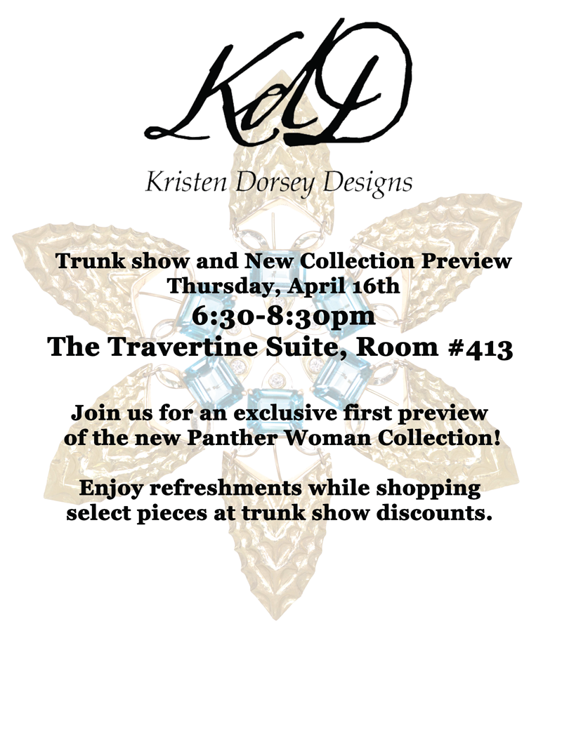 Trunk Show in Sulphur, Oklahoma