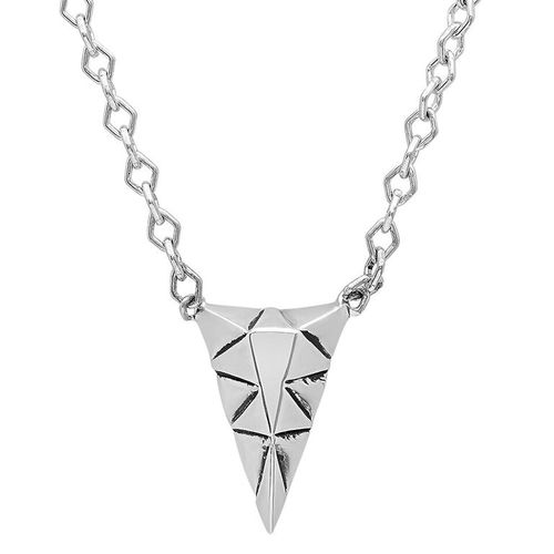 necklace pendant triangle jewelry diamond lana blingby