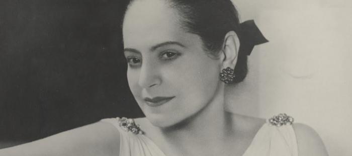 Helena Rubinstein (c) Archive / Archives Helena Rubinstein, Paris / Jewish Museum Vienna