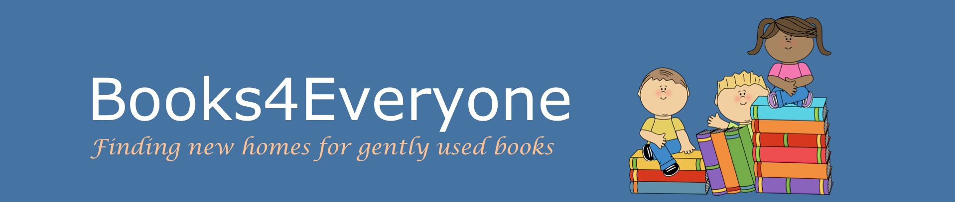 BOOKS 4 EVERYONE