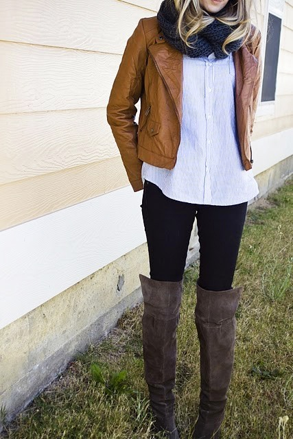 thigh-high-boots-leggings-button-up-leather-jacket-infinity-scarf.-go..jpg